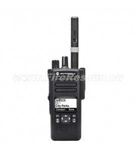 DP4600e DIGITAL PORTABLE RADIO