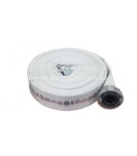 DOBRA FIREFIGHTING PRESSURE HOSE 25-D WITHOUT COUPLINGS