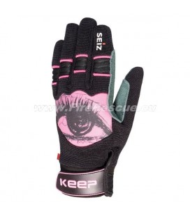 "SEIZ WOMEN'S GLOVE ""KEEP COOL"""