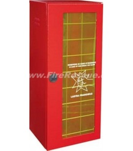 FIRE EXTINGUISHER EASY CABINET 9-12 KG/L WITH CLOSING PIN