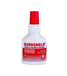 BURNSHIELD HYDROGEL SPRUHFLASHE 75 ML